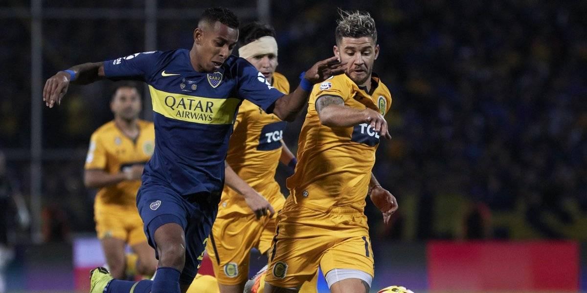 La insólita comparación del técnico de Boca Juniors hablando de Sebastián Villa