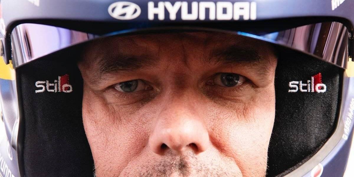 Loeb, el rey del rally, ya está en Chile