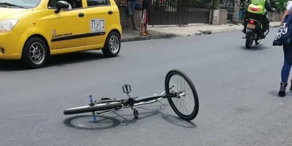 Capturaron a sicario menor de edad que intentó asesinar a otro en bicicleta
