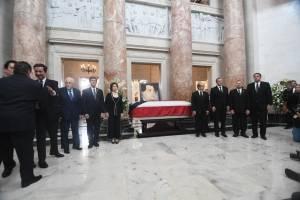 funeral de estado RHC en El Capitolio