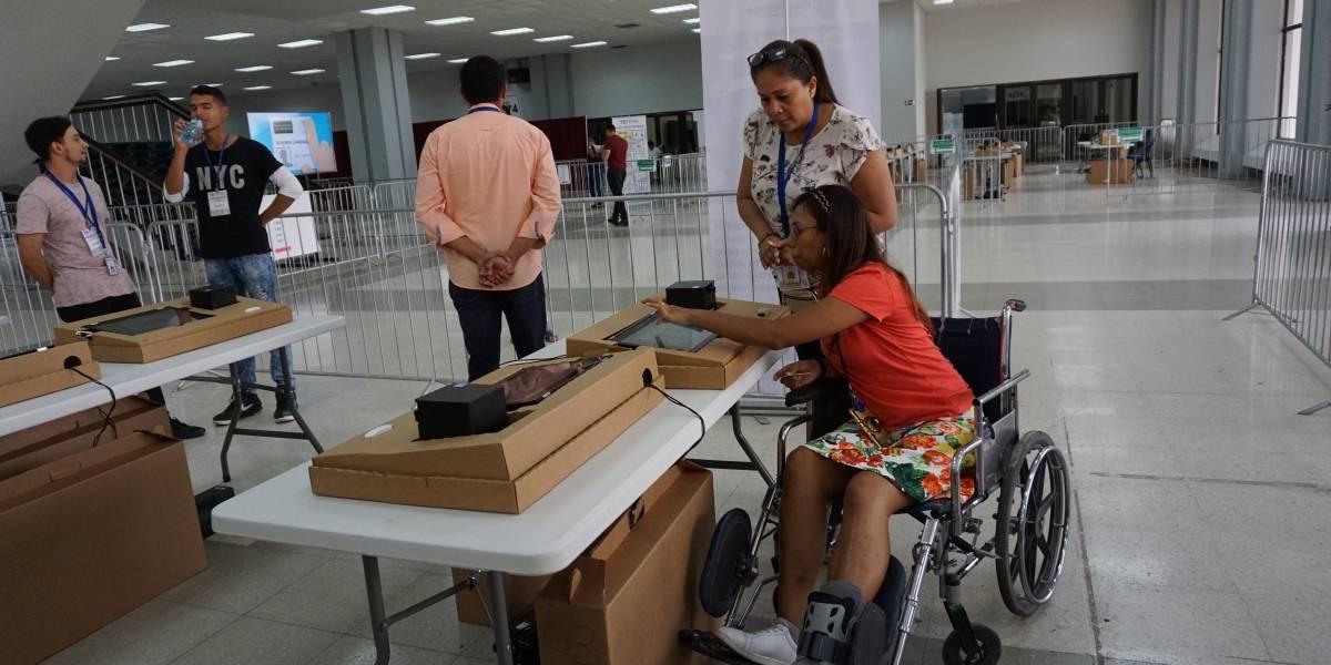 Panamá elegirá mañana a su nuevo presidente e implementará el voto electrónico