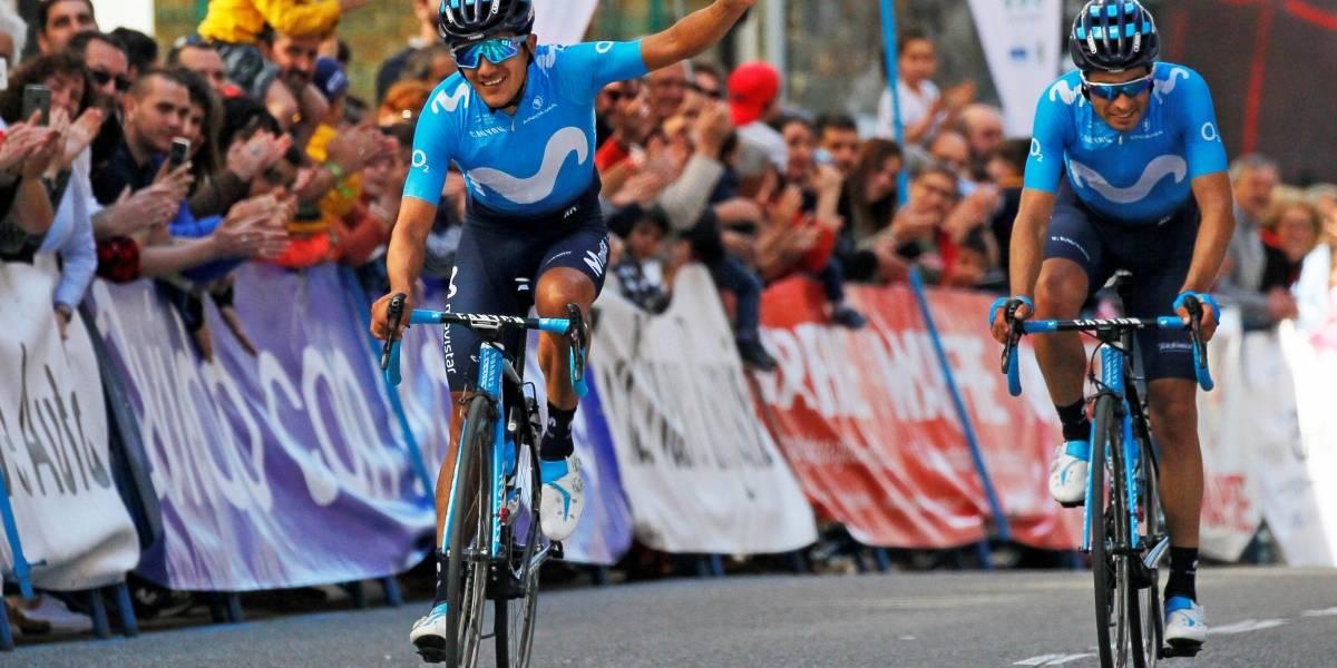 Movistar Team confirma sus ocho para el Giro