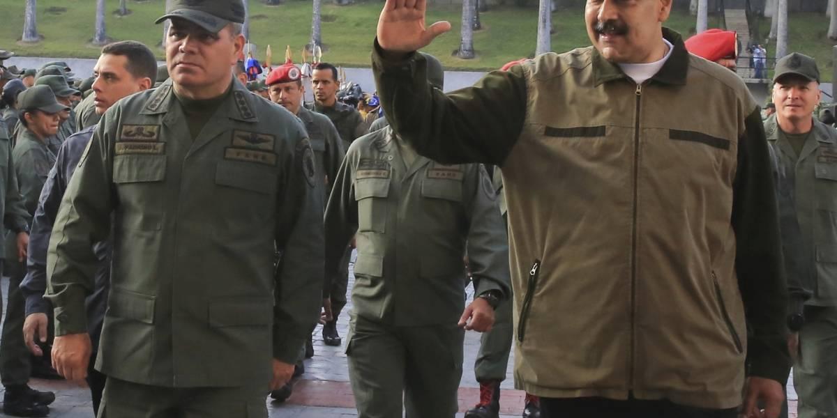 Rusia y Venezuela sellan nuevo pacto militar: buques de guerra se podrán visitarán mutuamente