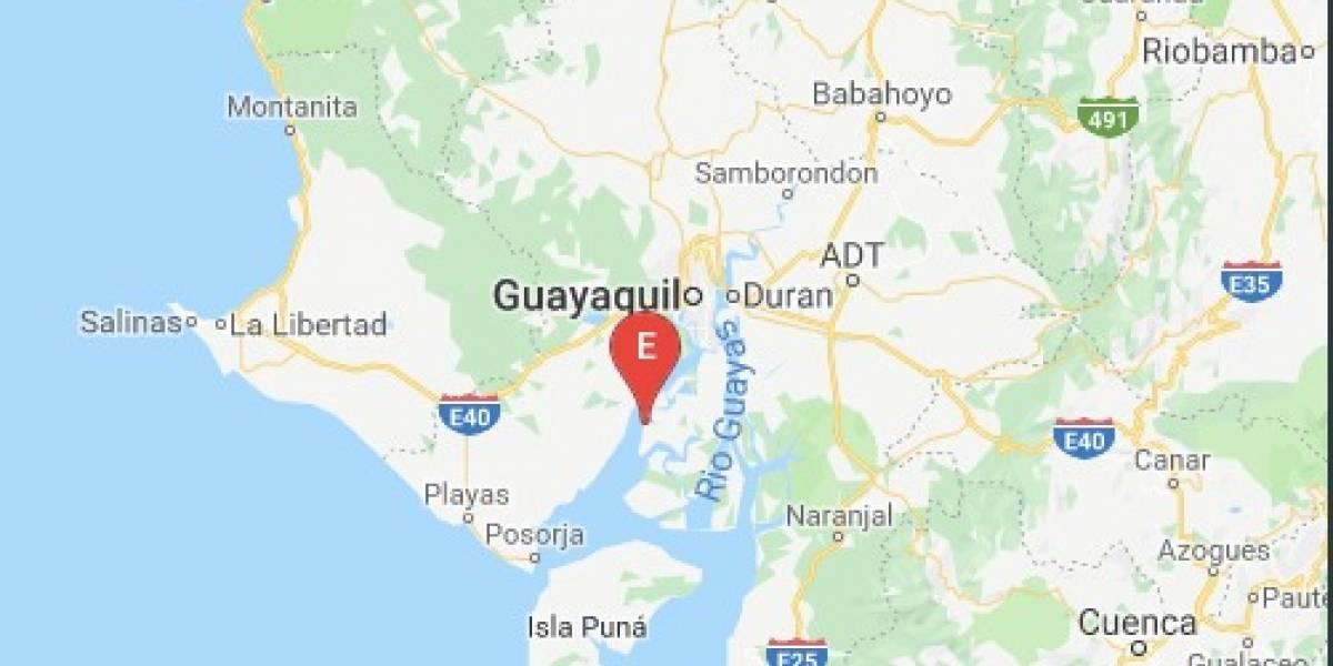 Instituto Geofísico reportó sismo en Guayas