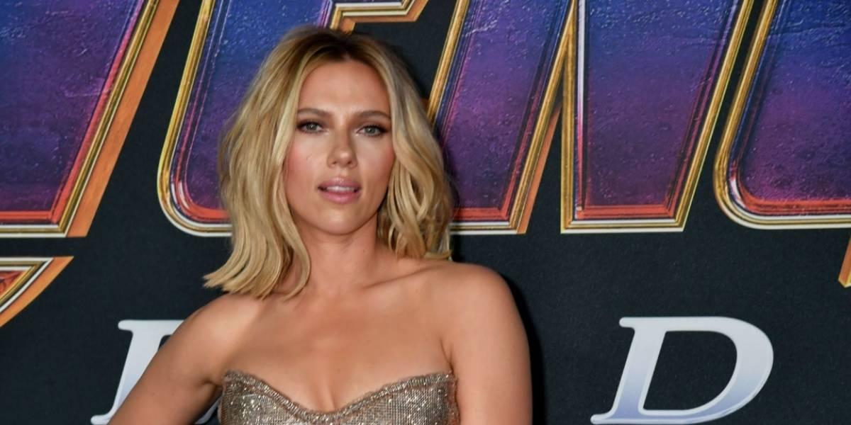 La preparación de Scarlett Johansson para su papel de Black Widow en Avengers