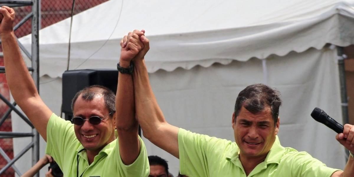 Eduardo Franco Loor, abogado de Jorge Glas reacciona ante supuestas contribuciones de Odebrecht a Alianza PAIS