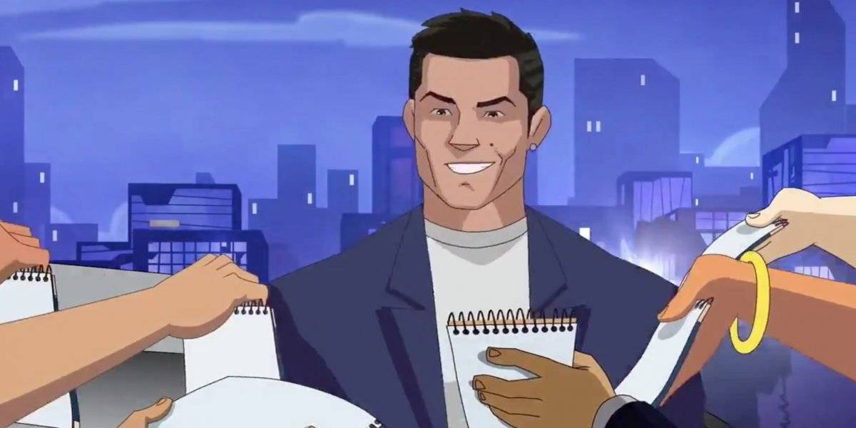 ¡Cuidado, Avengers! Cristiano Ronaldo lanza su primer cómic