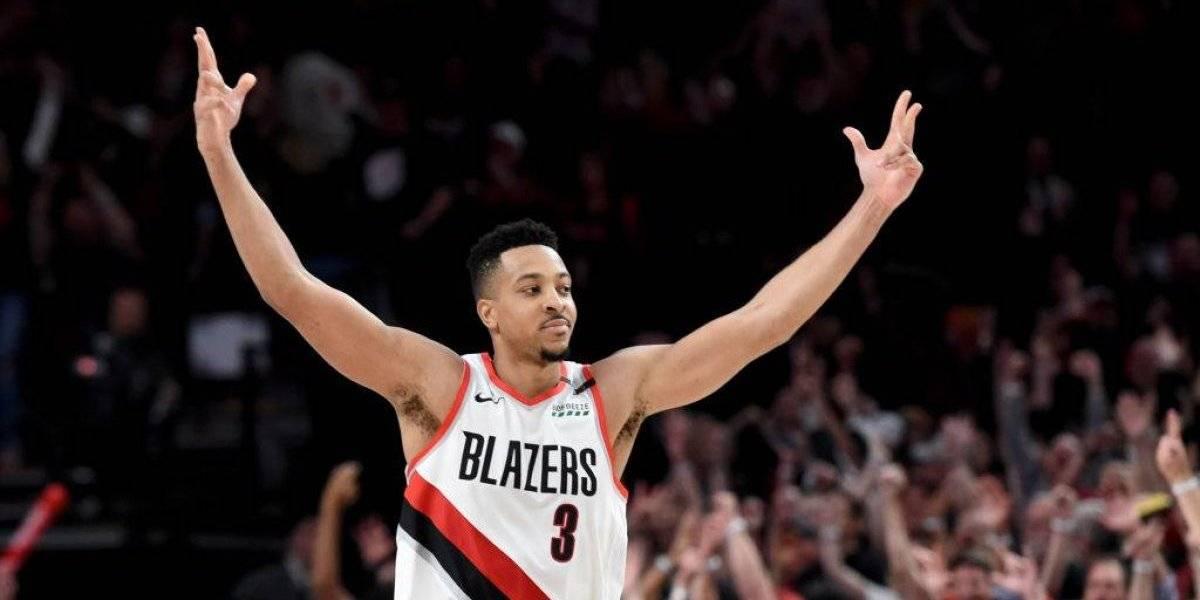 NBA: Portland Trail Blazers queda arriba en la serie ante Denver Nuggets después de cuatro prórrogas