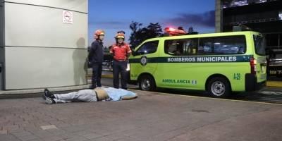 Supervisor de policía privada es detenido por homicidio.