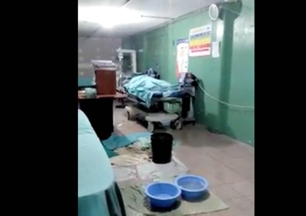 Hospital de Chiquimula. Foto: Facebook