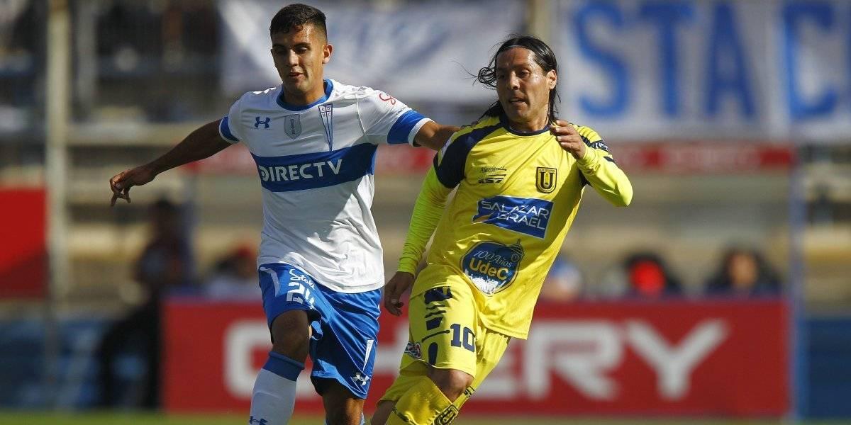 """Ignacio Saavedra: """"No me mueve la plata. Primero quiero ganar un título internacional con la UC"""""""