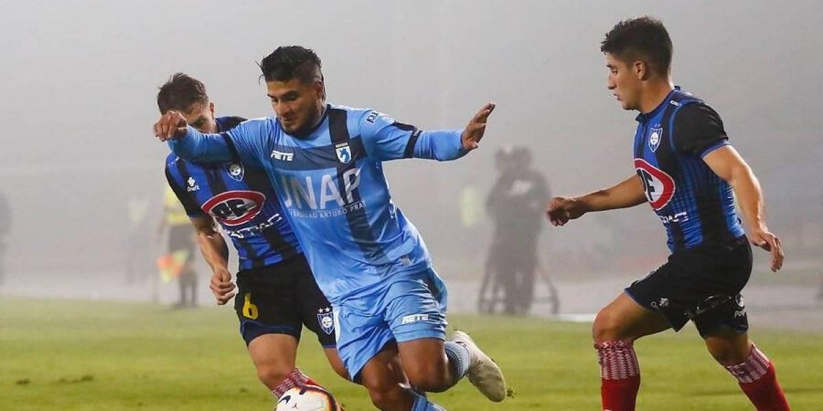 Huachipato y Deportes Iquique siguen sin despegar en el Campeonato Nacional e igualaron en Talcahuano