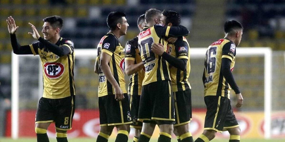 Coquimbo Unido se hizo fuerte de local y le propinó la cuarta derrota consecutiva a Unión Española