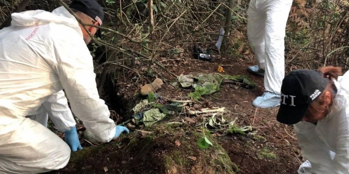 Fiscalía confirma hallazgo de restos de tres jóvenes, que corresponderían a los desaparecidos en Usaquén