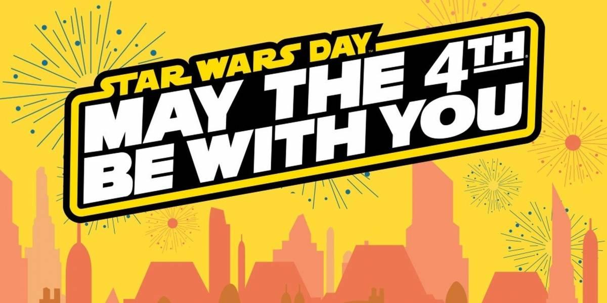 Celebren el Día de Star Wars con grandes ofertas en videojuegos