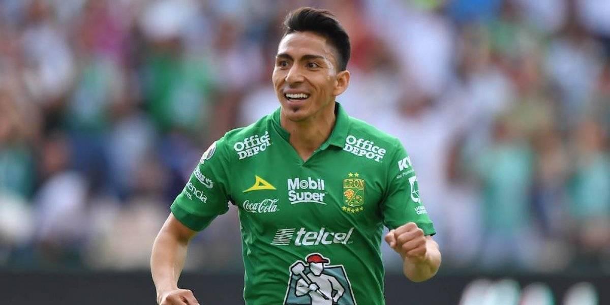 Ángel Mena, nuevo campeón de goleo de la Liga MX