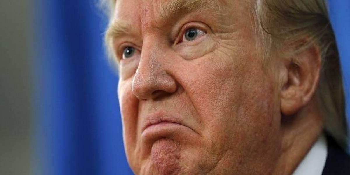La mitad de Estados Unidos cree que Donald Trump es racista, según una encuesta