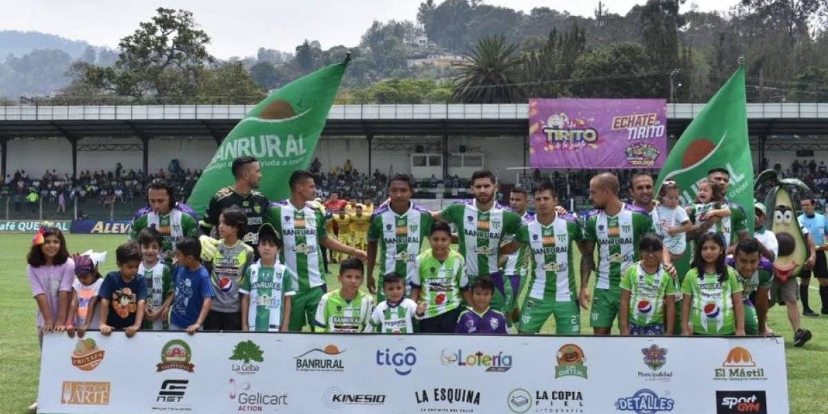 Antigua GFC es el gran ganador de la fase de clasificación