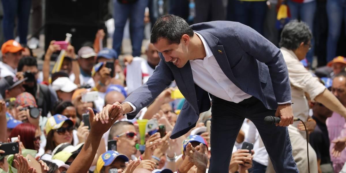 Venezuela: Juan Guaidó dice que la Asamblea Nacional podría aprobar una intervención de EE.UU.