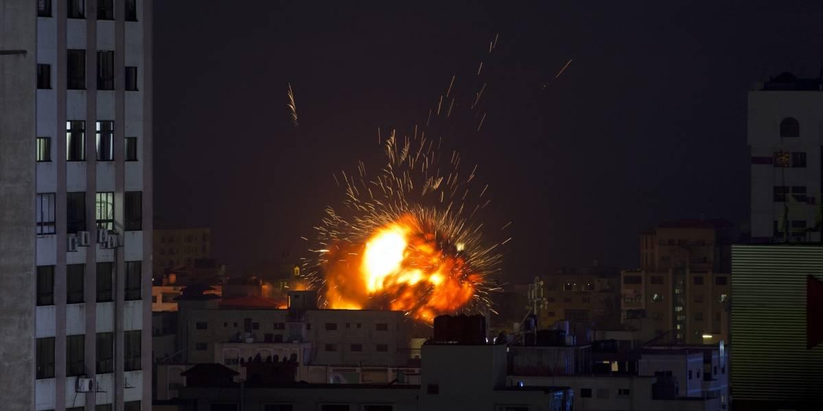Conflicto en la Franja de Gaza: las imágenes de destrucción que dejó el intercambio de fuego en la frontera de Israel y Palestina