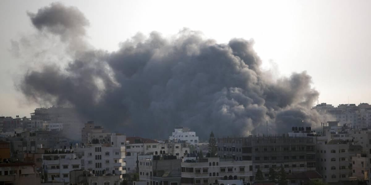 Intercambio de fuego deja tres israelíes y nueve palestinos muertos