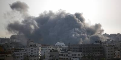 Fuego Israel Palestina