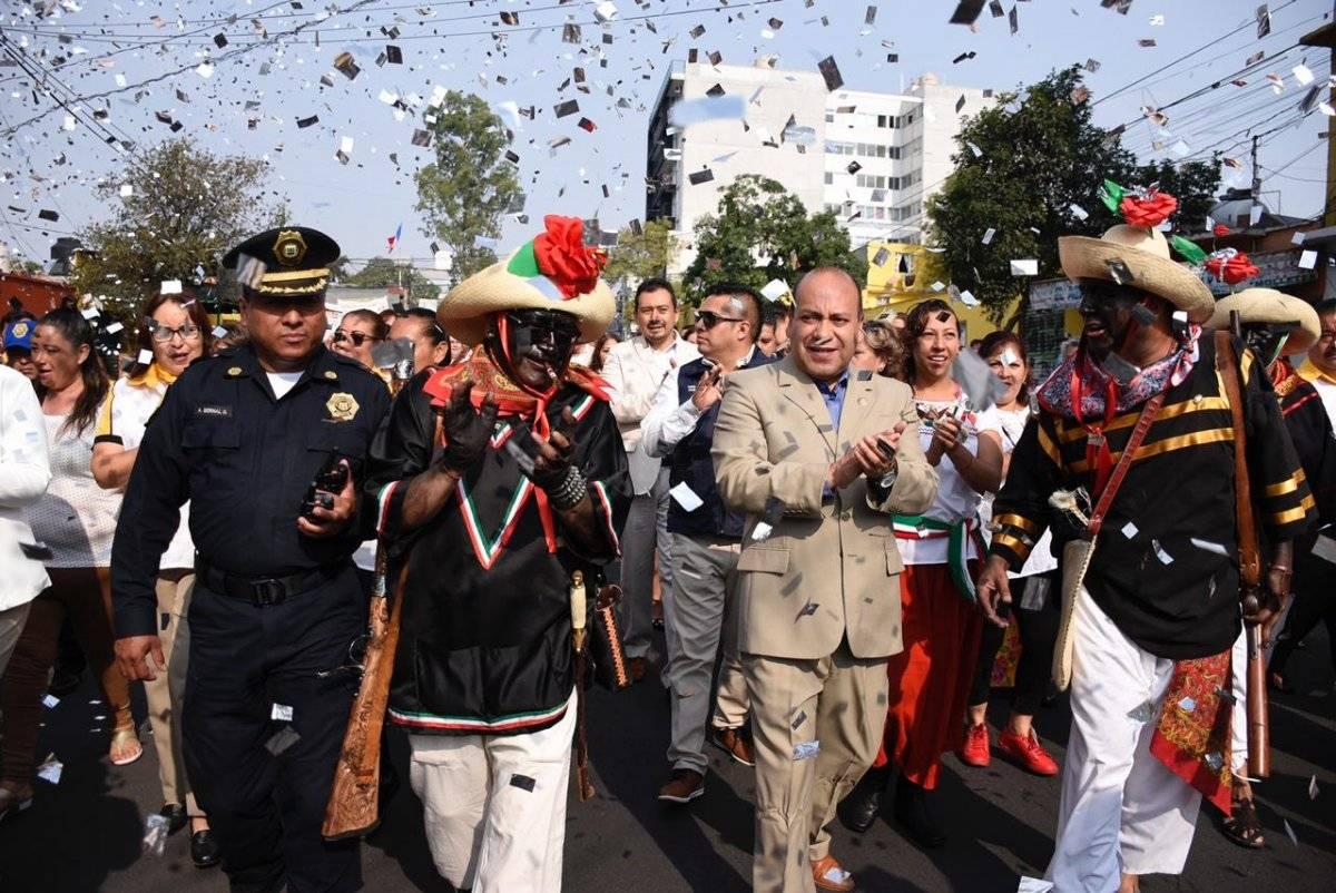 El alcalde de Venustiano Carranza estuvo presente Cortesía.