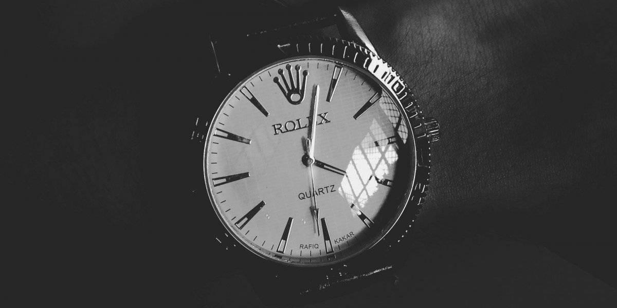 Pierden un reloj Rolex de oro y diamantes durante robo en Santurce