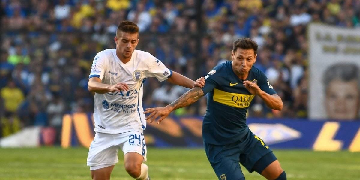 Boca vs. Godoy Cruz: el Xeneize quiere avanzar en la Copa