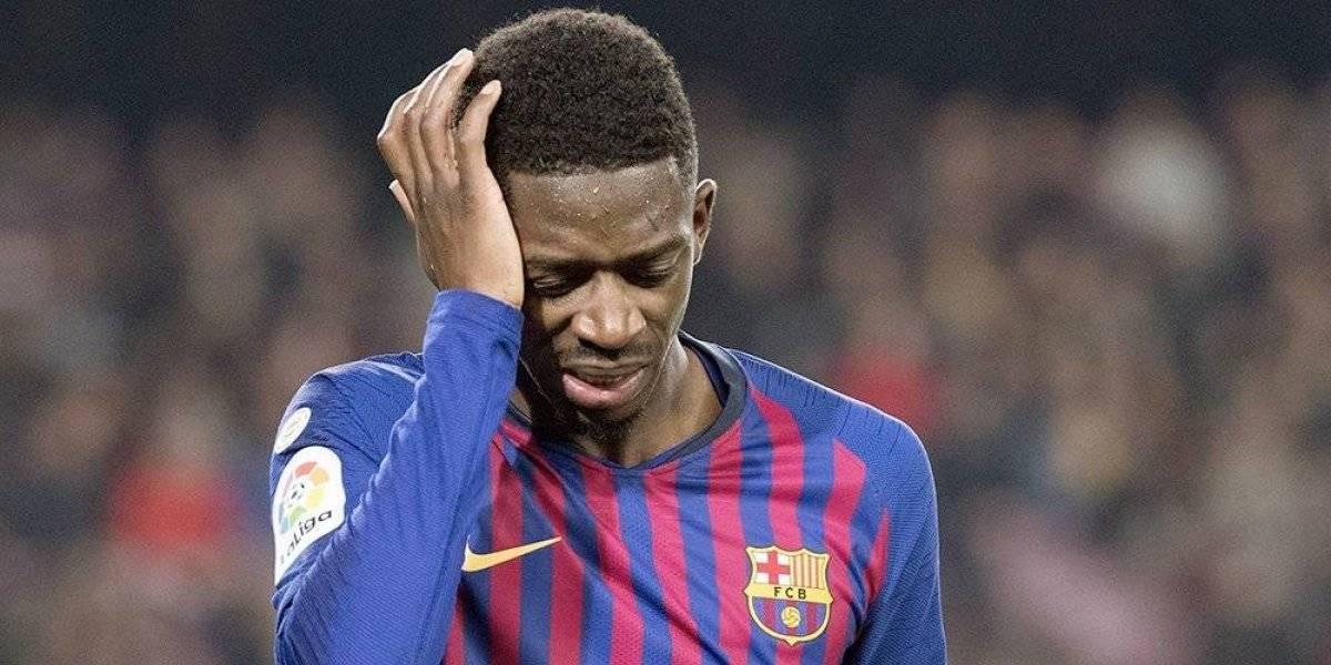 Dembélé se pierde el duelo ante Liverpool; Salah es duda