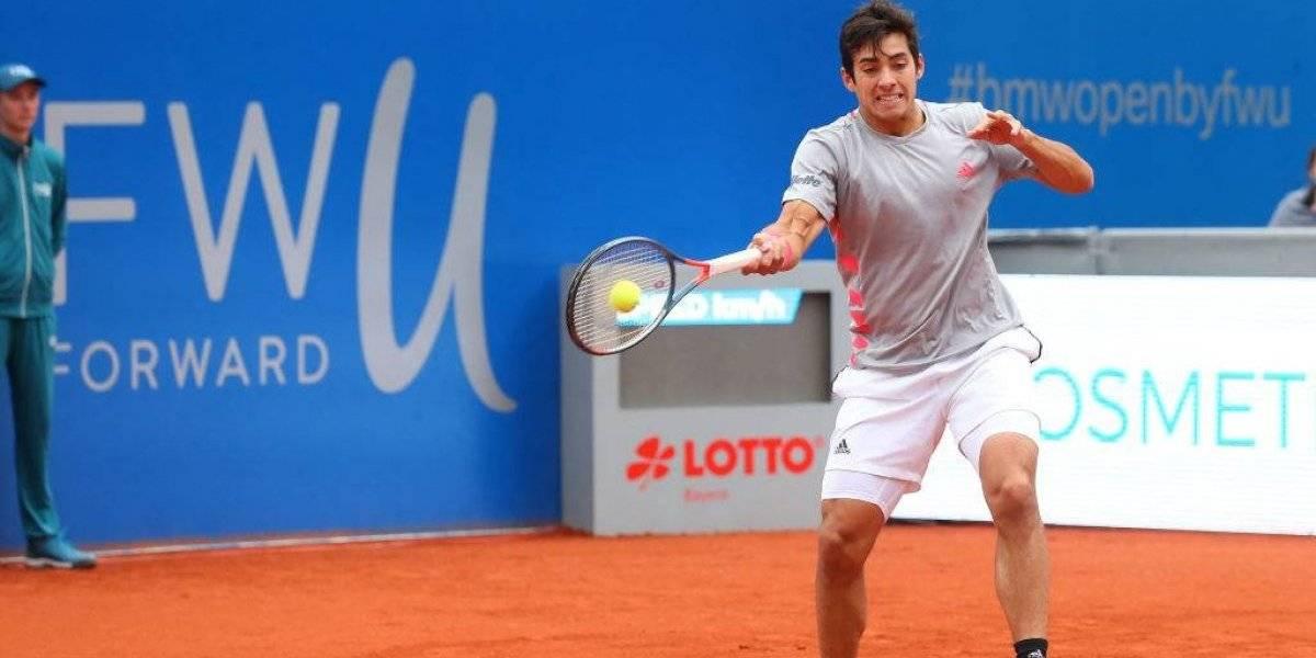 Garin y Jarry podrían chocar en cuartos: Así quedó el cuadro del ATP 250 de Ginebra