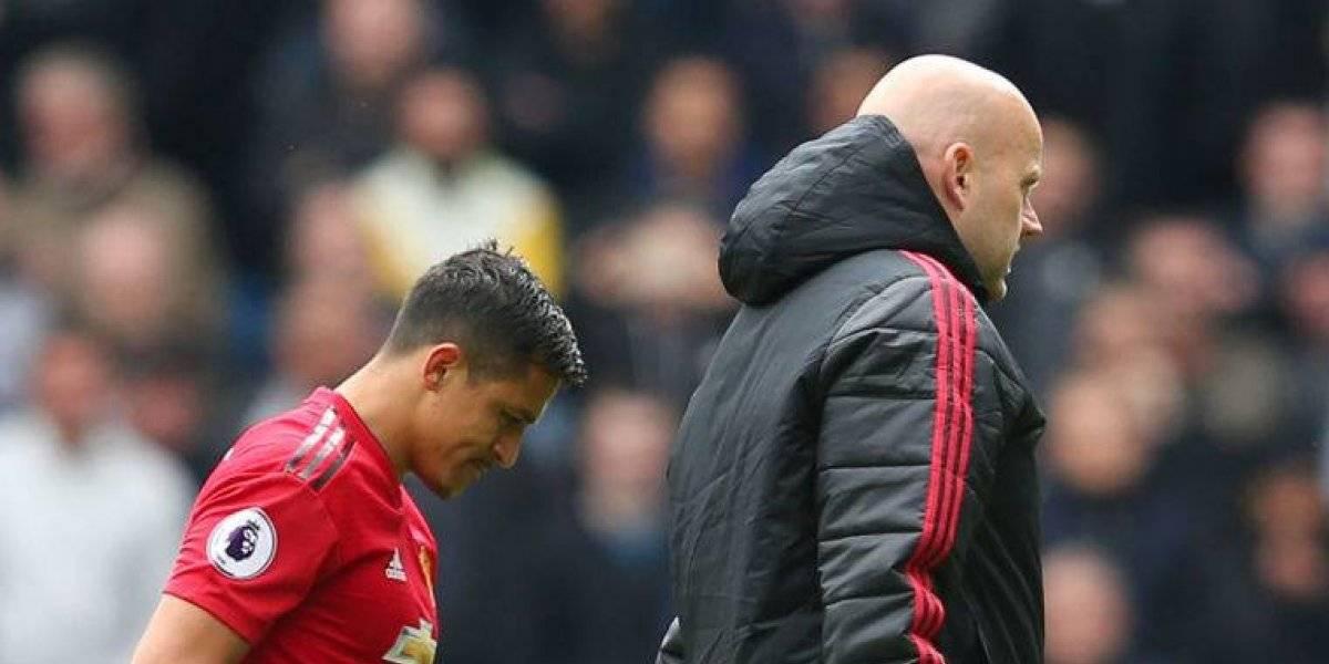 ¿Adiós Alexis? Solksjaer desliza la salida de Sánchez del Manchester United