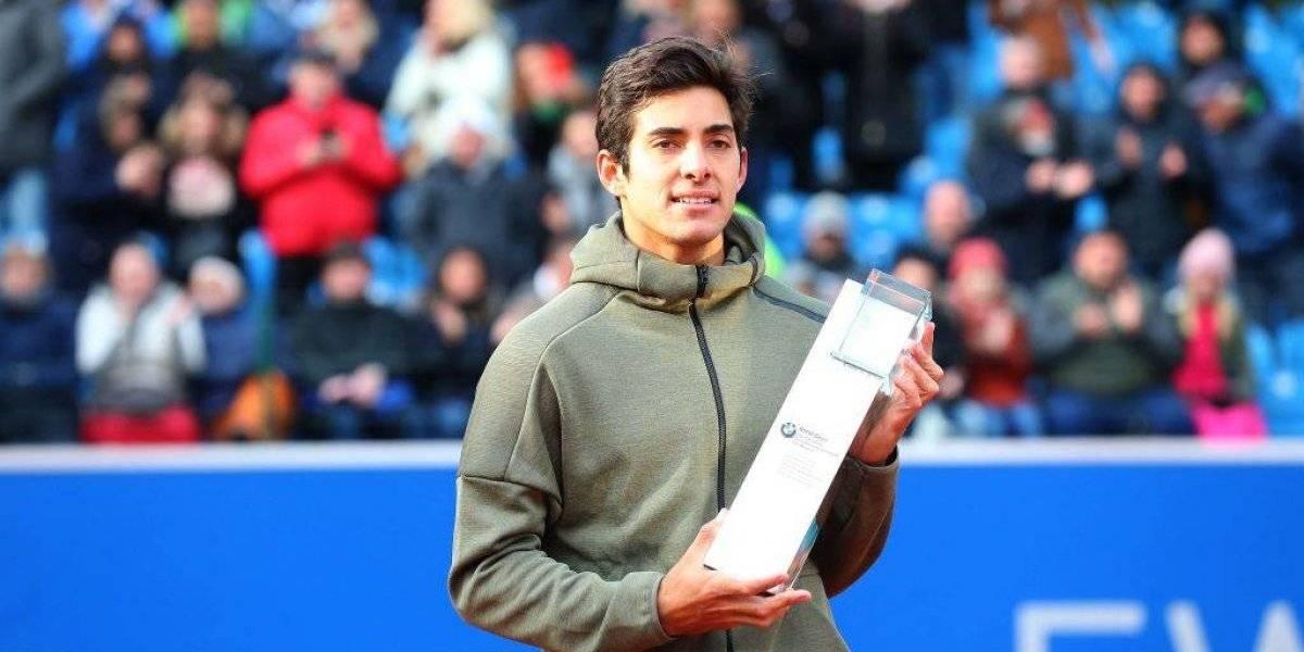 Garin por dos: La lista de campeones chilenos en la ATP en la era Open