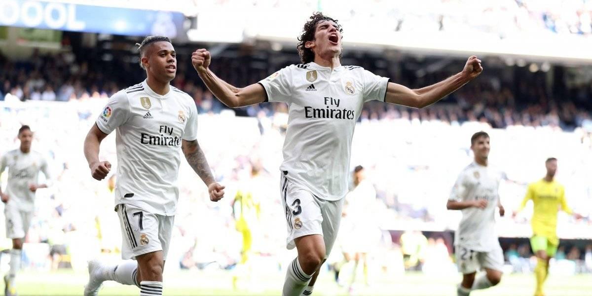 Real Madrid regresa al camino de la victoria ante el Villarreal