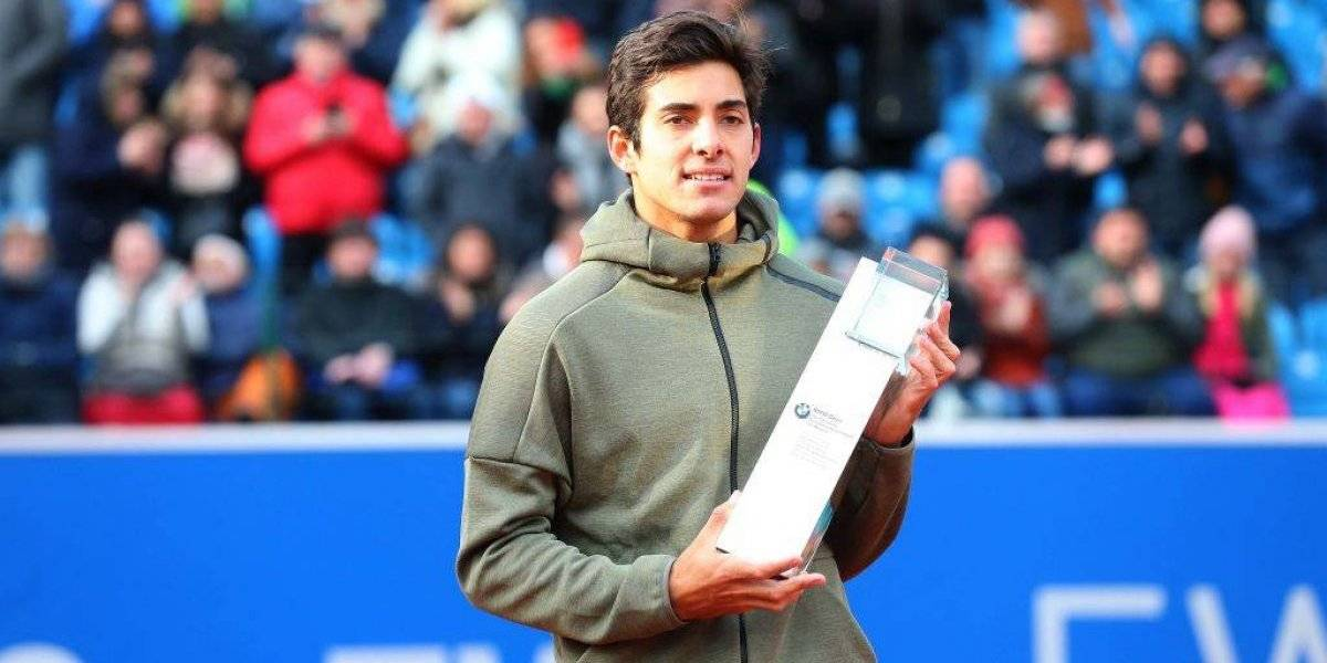 Jarry buscará sumarse: La lista de campeones chilenos en la ATP en la era Open