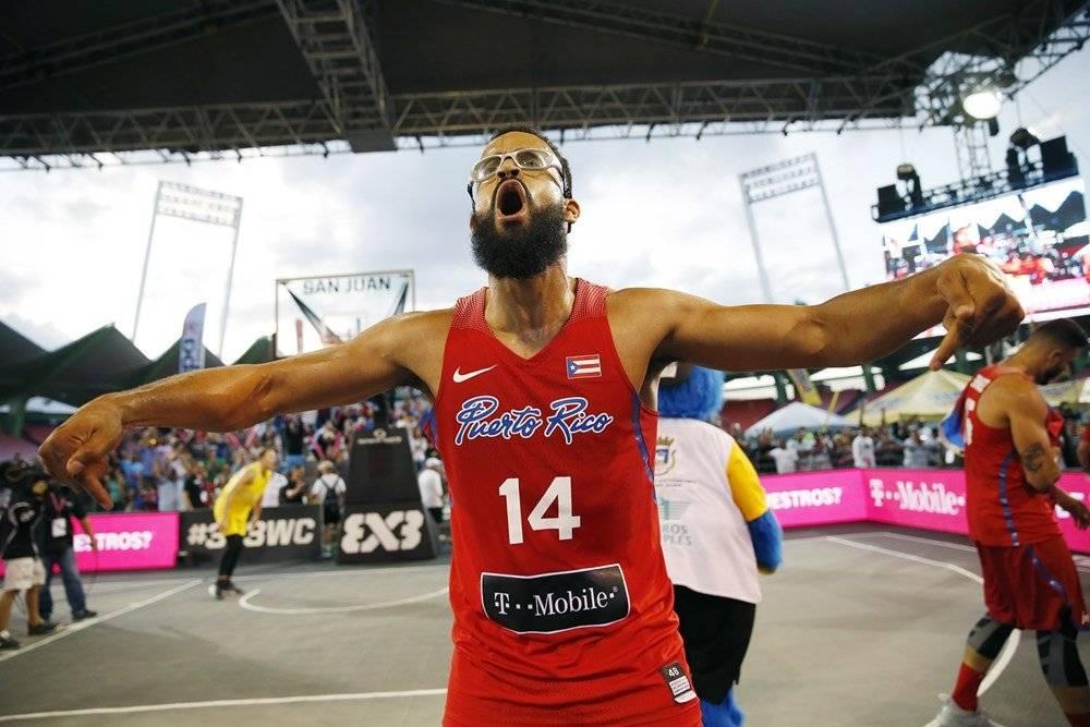 Suministrada/FIBA