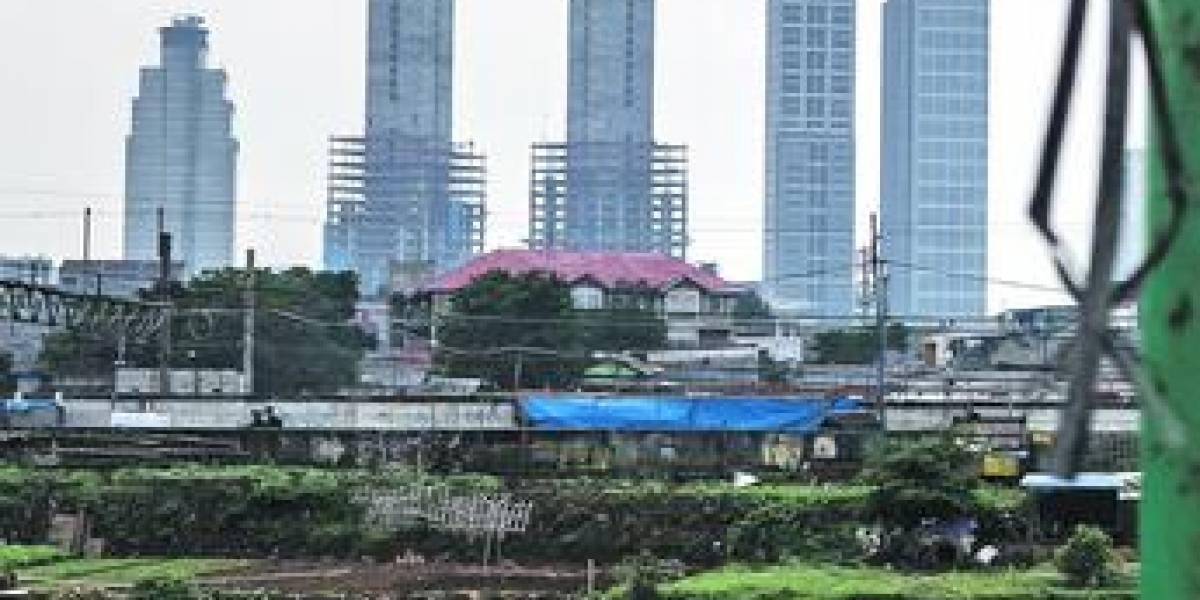 Yakarta se hunde y buscan una nueva capital para Indonesia