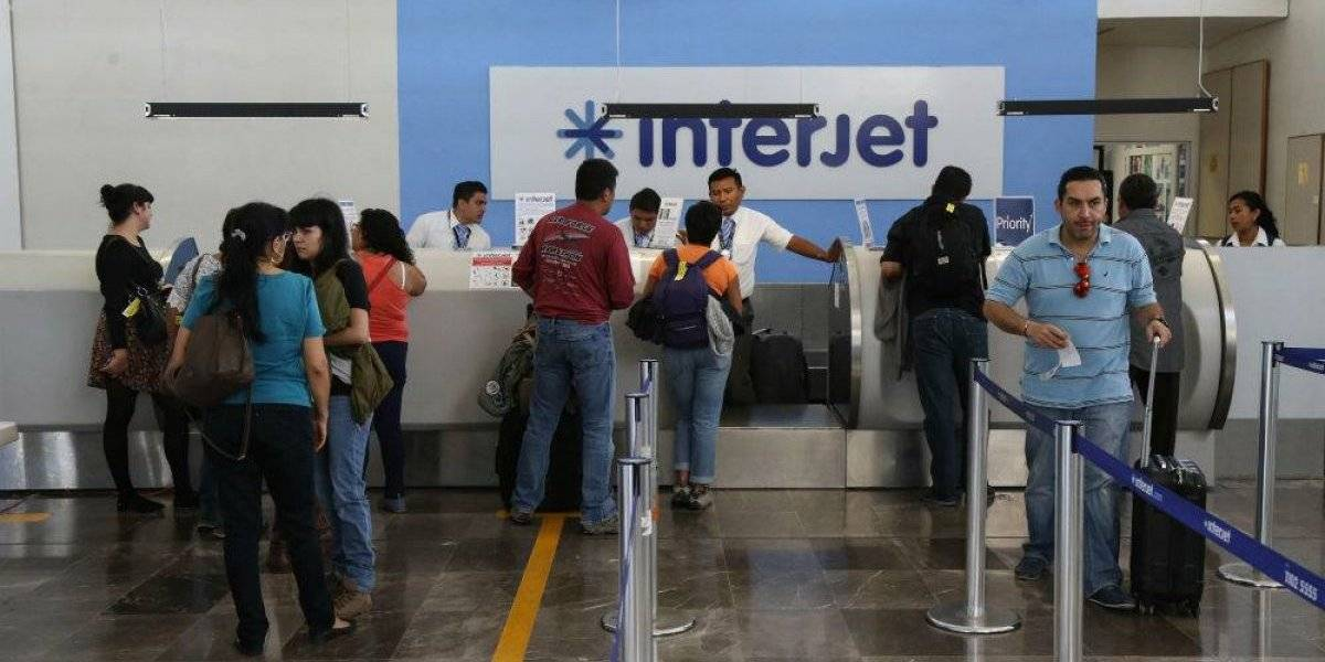 Incrementa 9% número de pasajeros de Interjet en abril