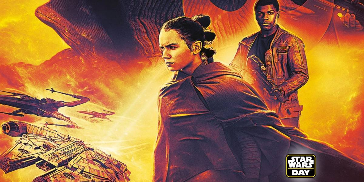 Lucasfilm revela los libros que se anticipan al lanzamiento de Star Wars: The Rise of Skywalker