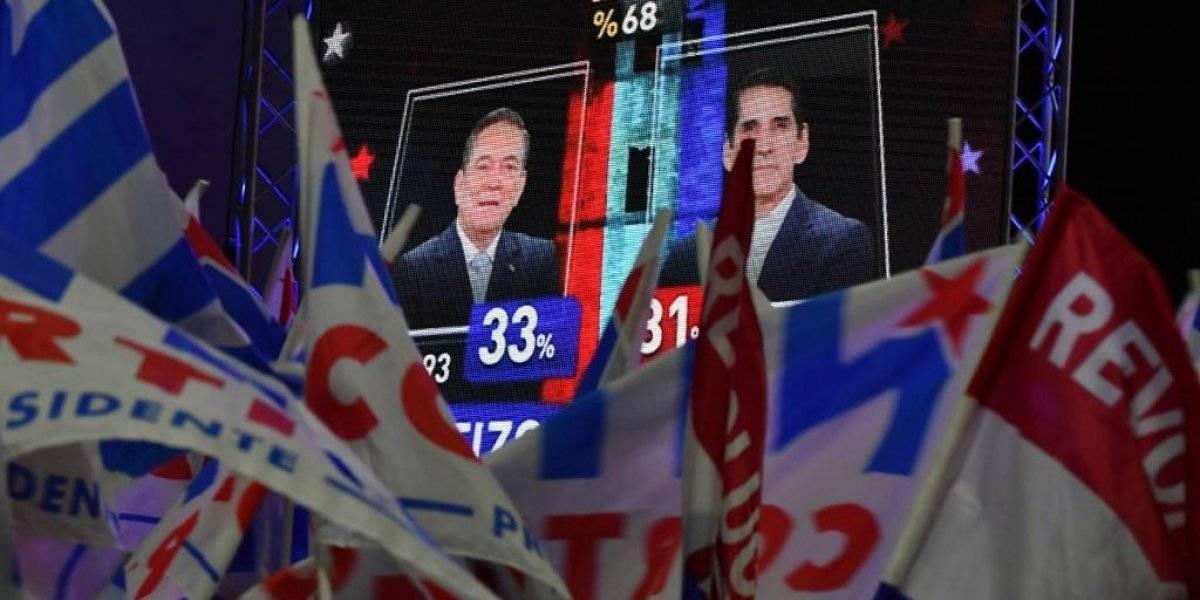 VIDEO. Laurentino Cortizo se declara ganador en reñida elección presidencial en Panamá