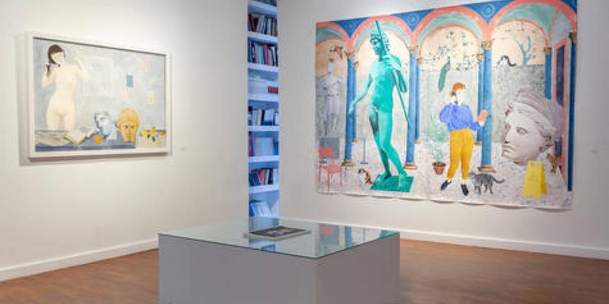 """Galería Lyle O. Reitzel presenta exposición """"E´to Tiguere Tan Bien Chivo"""""""