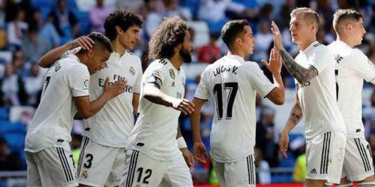 Mariano, el héroe del Madrid