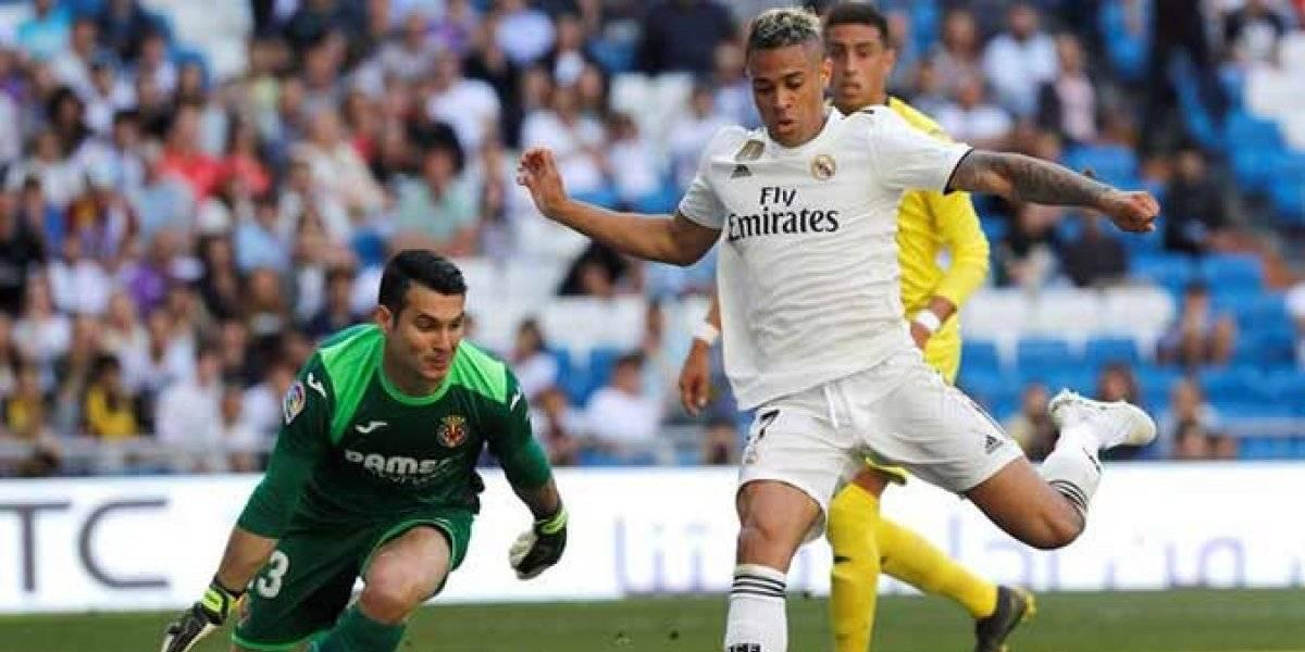 Mariano marca doblete para Real Madrid y pide seguir con el equipo