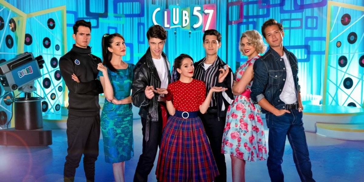 """Carolina Mestrovic debuta hoy en Nickelodeon de la mano de """"Club 57"""""""
