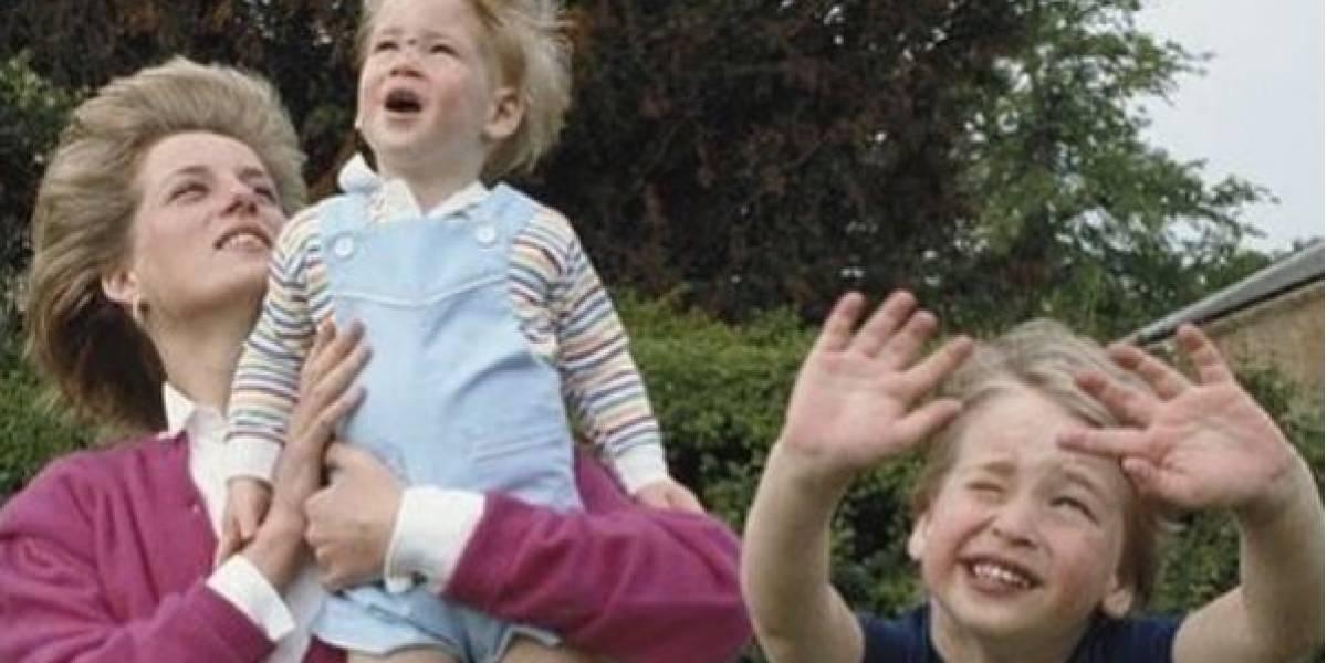 """""""Cuando Harry nació, algo murió en mí"""": La desgarradora confesión de la princesa Diana"""