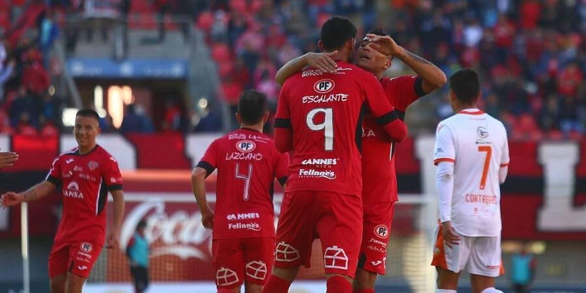 Cobreloa pierde el liderato en Primera B tras caer ante Ñublense
