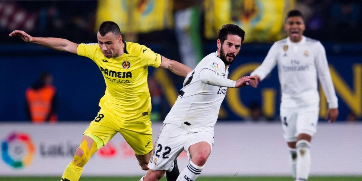 Real Madrid vs. Villarreal: juez en la lucha del descenso