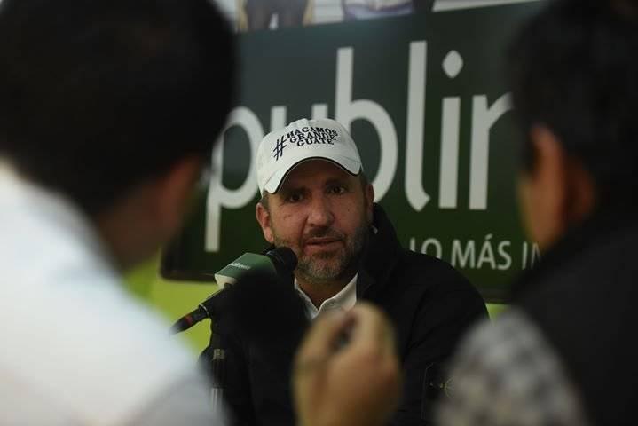 El 10 del candidato: Roberto Arzú, de PAN-Podemos