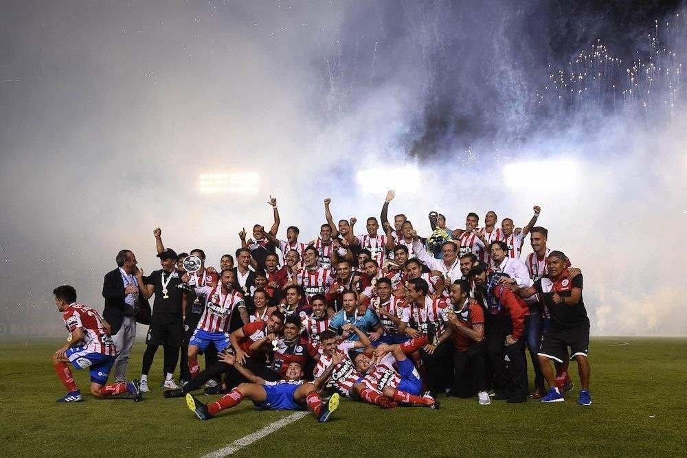 Gran trabajo de Poncho Sosa y sus dirigidos. / Mexsport