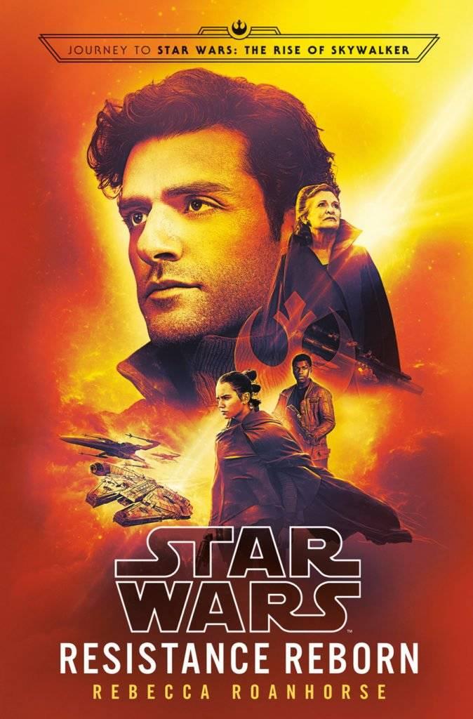 Lucasfilm revela los libros que se anticipan al lanzamiento de Star Wars: The Rise of Skywalker
